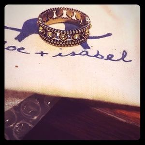 Chloe + Isabel Ring